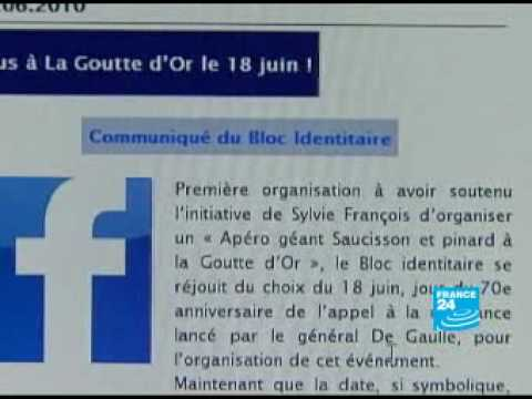 France: Police ban Pork and Alcohol Party
