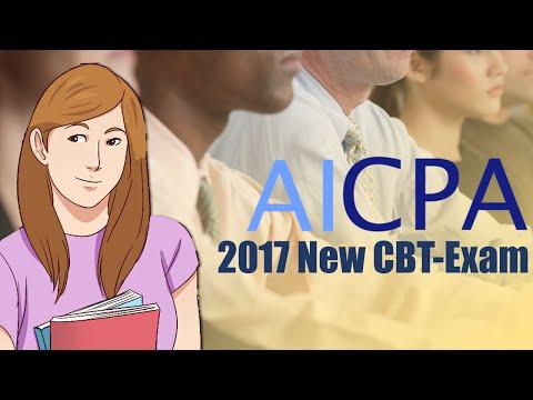 [미국공인회계사(AICPA)] 2017 AICPA Exam Change