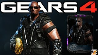 "Gears of War 4 - ""Black Steel Aaron Griffin"" Character Multiplayer Gameplay! (Esports DLC)"