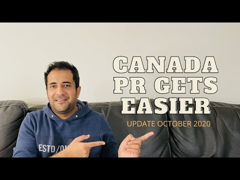 Major Changes In Express Entry | Canada PR Gets Easier | Move To Canada | Canada Vlogs