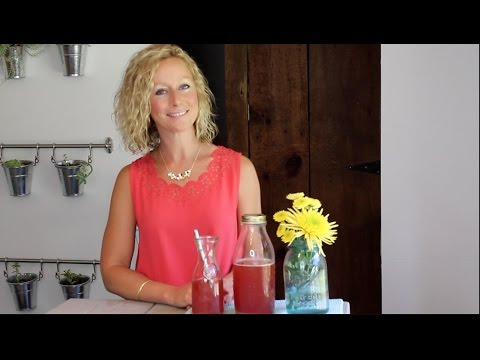 How To Make An Easy Probiotic Drink