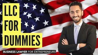 LLC for Dummies (LLC Simplified in Easy Terms!) Video