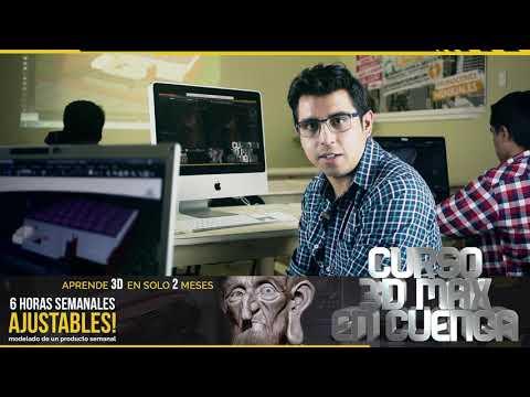 Cursos de 3D en Cuenca Ecuador