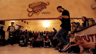 Finał Me Against The Music - Deny vs Shin Tao  - Smooth Session