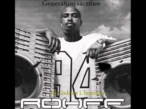 rohff generation sacrifiee