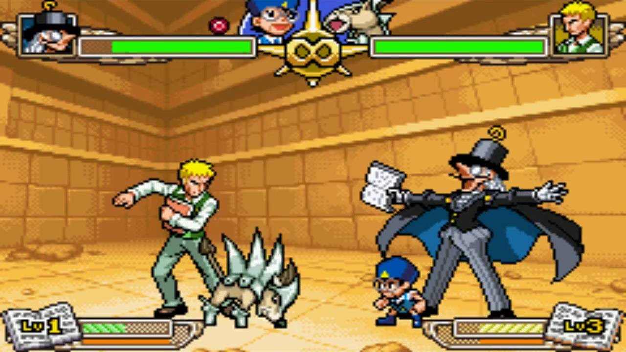 zatch bell electric arena 2 gba