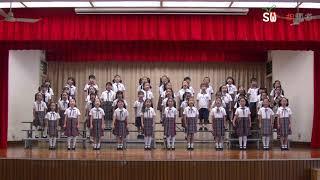 stwdcfwms的第70屆香港學校朗誦節 小一小二男女合誦粵語相片