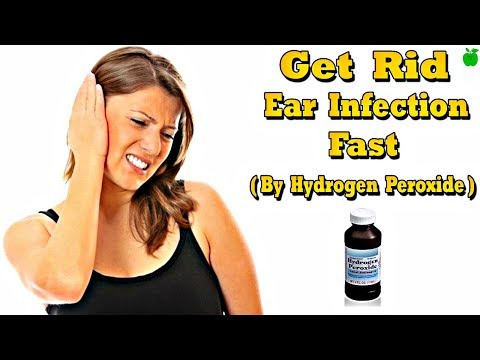 How to Use Hydrogen Peroxide To Remove Ear Wax | Hydrogen Peroxide for Ear Infections