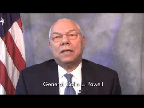 """""""Mentoring Works"""" General Colin Powell PSA"""