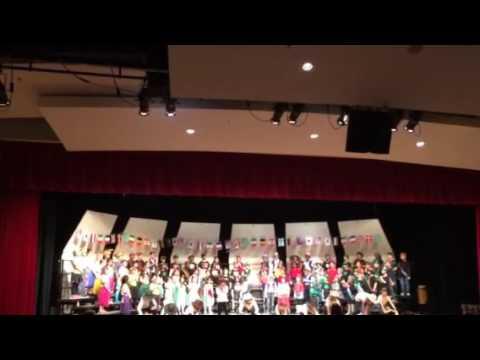 Bryden elementary school concert 2014 - 1