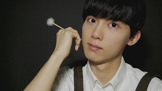 [Sub] Korean ASMR Ear Cleaning Shop Role Play 귀청소샵 롤플레이