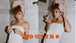 SELF CARE ROUTINE FOR ANXIETY | HOW TO STOP ANXIETY ATTACK