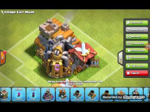 Clash of clans glitch no hack 2017