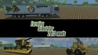 Farming Simulator 2013 Mod Spotlight - S4E3 - Big Tractors