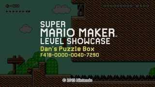 Principles of Puzzle Game Design in Mario Maker
