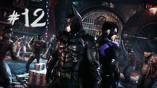 #12 Batman Arkham Knight | Аркхемские эпизопы (больше проходить тупо нечего...)