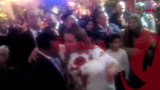 وشوشة | رقص نجوم مسرح مصر فى حفل زفافة  محمد عبد الرحمن   |Washwasha