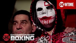The Approach: Danny Garcia | SHOWTIME CHAMPIONSHIP BOXING