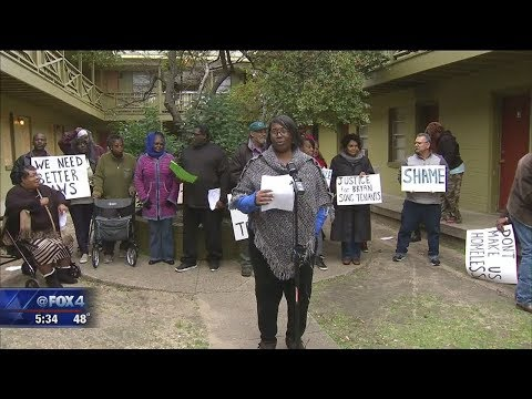 Old East Dallas residents forced to move out due to high end developments