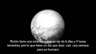 Sonda New Horizons y el viaje a Plutón / Caronte Julio 2015