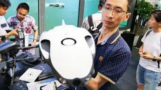 Быстрый обзор #12 | китайские подводные дроны