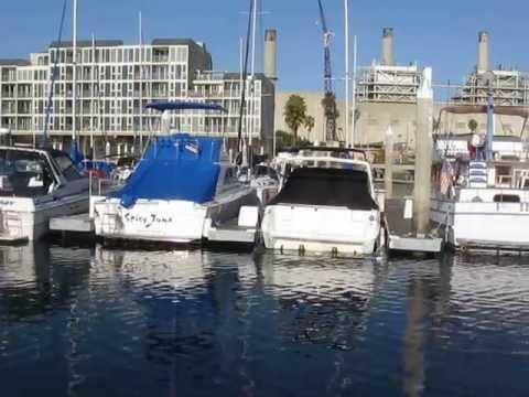 Redondo Beach King Harbor Boat Marina '2013