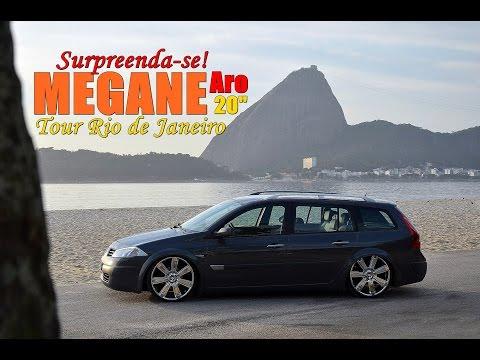 Paixão por carro Baixo - Renault Megane aro 20 fixa Surpreenda-se ! - Canal 7008Films