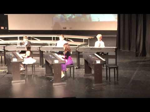 Yamaha Piano Recital