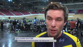 Cyclisme : coupe d'hiver au vélodrome national