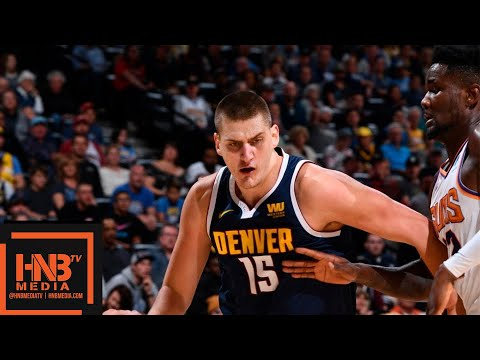 Phoenix Suns vs Denver Nuggets Full Game Highlights | 10.20.2018, NBA Season
