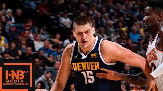 Phoenix Suns vs Denver Nuggets Full Game Highlights | 10.20.2018, NBA Season