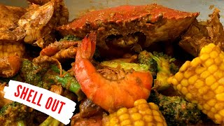 Shell Out  Step by Step Recipe  Seafood  Crabs  Delicious