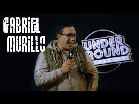 Underground Stand-Up : Cap 19 - Gabriel Murillo