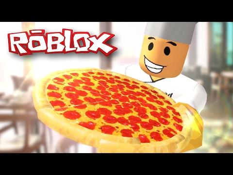 حصلت وظيفة في مطعم بيتزا ● روبلوكس