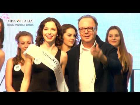 Miss Udine 2017 - UDINE SPOSA - TERZA PARTE