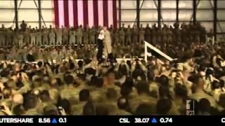 Obama, Karzai sign security agreement