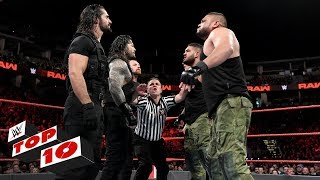 Download Video Top 10 Raw moments: WWE Top 10, September 24, 2018 MP3 3GP MP4