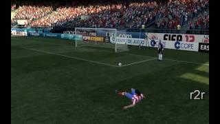 FIFA 12 - İnanılmaz Düşüş & Hata :) (Incredible Fall & Fails)