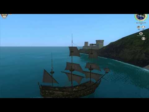 AoP: Caribbean Tales #41 - Capturing My First Colony! (Fl.Dutchman, Cl.1)