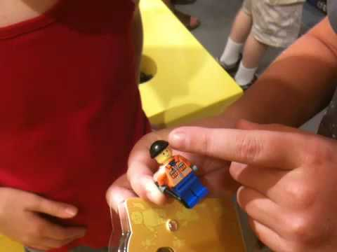Build Your Own Lego Characters - YouTube