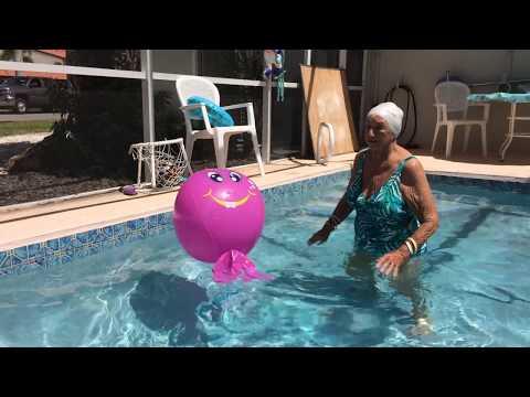 Will You Be Swimming Grandma's Swimming Buddy?