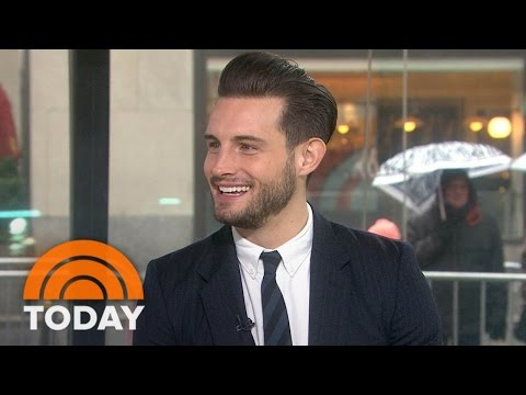 Nico Tortorella Talks About Hunky Calendar, TV Series 'Younger' | TODAY