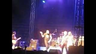 La manchas del jaguar - Fiskales Ad hok (Punk Rock Festival)