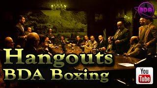 BDA Boxing Mid Week Hangouts: Joshua VS Parker