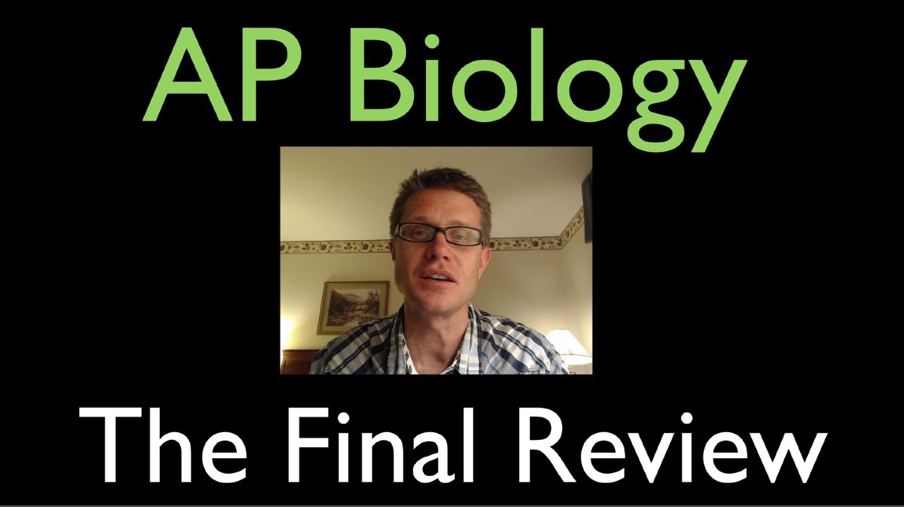 Final Exam Review Guide Biology 1 - The Biology Corner