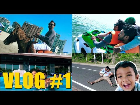 MY FIRST VLOG | BEST AND FUNNIEST TRAVEL VLOGS EVER | Bangla funny video 2018 | SAAD AZAD
