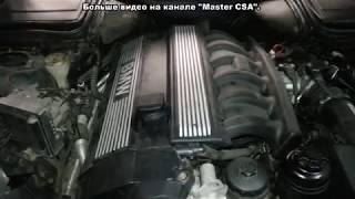 Стук в двигателе BMW E39 / Knocking in the BMW E39 engine
