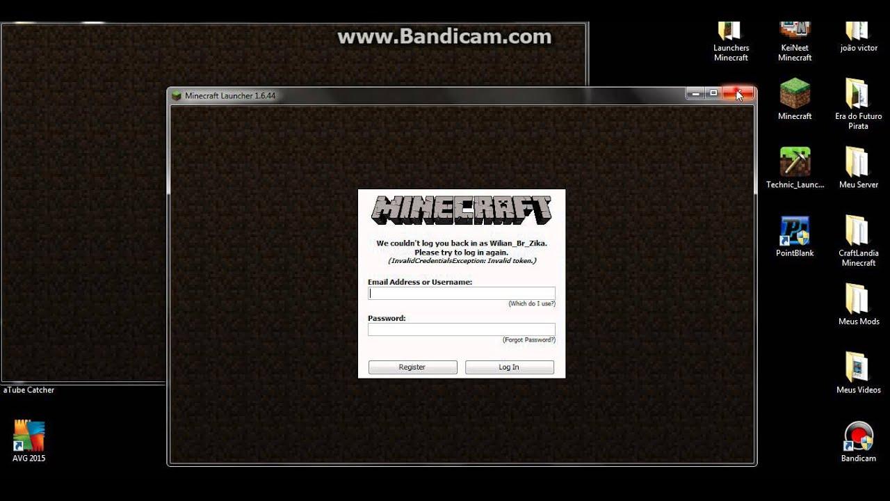 = Download Launcher Minecraft *Pirata/Original* = :) - YouTube
