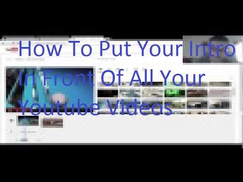 How to Make Your Own Videos for Youtube