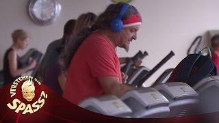 Marco Rima im Fitnessstudio | Verstehen Sie Spaß?
